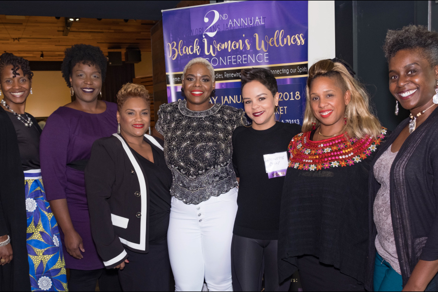 Black Women's Wellness Conference Of New Orleans™